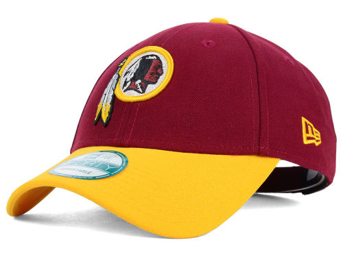 Washington Redskins New Era NFL League 9FORTY Cap Hats