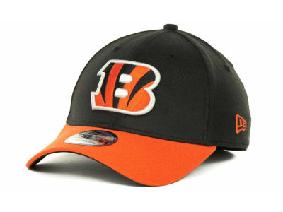 Cincinnati Bengals NFL 2 Tone All Pro 39THIRTY Hats