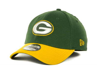 Green Bay Packers NFL 2 Tone All Pro 39THIRTY Hats