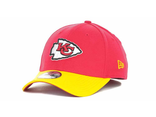 Kansas City Chiefs New Era NFL 2 Tone All Pro 39THIRTY Hats