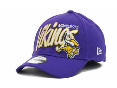 Minnesota Vikings NFL End Around 39THIRTY Cap Hats