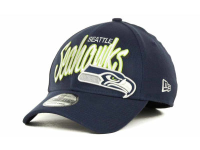 Seattle Seahawks NFL End Around 39THIRTY Cap Hats
