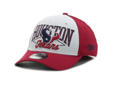 Houston Texans NFL Long Snapper 39THIRTY Cap Hats