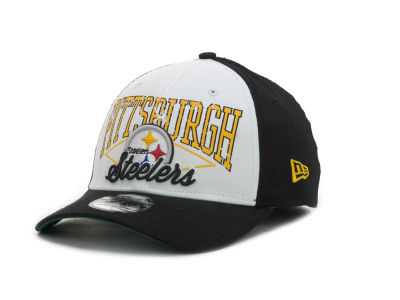 Pittsburgh Steelers NFL Long Snapper 39THIRTY Cap Hats