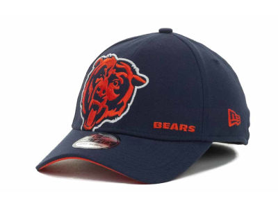 Chicago Bears NFL Pocket Passer 39THIRTY Cap Hats