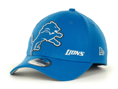 Detroit Lions NFL Pocket Passer 39THIRTY Cap Hats
