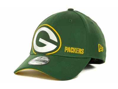 Green Bay Packers NFL Pocket Passer 39THIRTY Cap Hats
