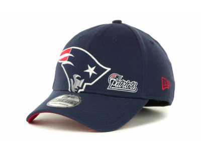 New England Patriots NFL Pocket Passer 39THIRTY Cap Hats
