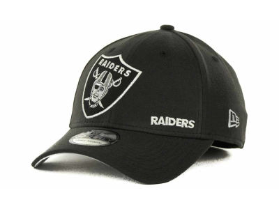 Oakland Raiders NFL Pocket Passer 39THIRTY Cap Hats
