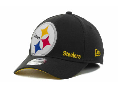 Pittsburgh Steelers NFL Pocket Passer 39THIRTY Cap Hats