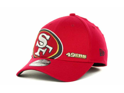 San Francisco 49ers NFL Pocket Passer 39THIRTY Cap Hats