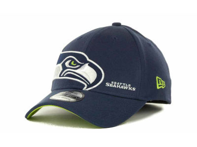 Seattle Seahawks NFL Pocket Passer 39THIRTY Cap Hats