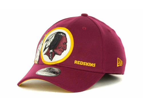 Washington Redskins New Era NFL Pocket Passer 39THIRTY Cap Hats