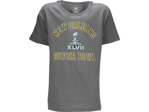 Super Bowl XLVII Outerstuff NFL SB XLVII Youth The Classic T-Shirt