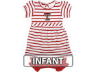 Texas Tech Red Raiders NCAA Infant Stripe Dress Infant Apparel