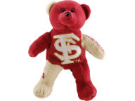 NCAA 8 Inch Thematic Bear Bed & Bath
