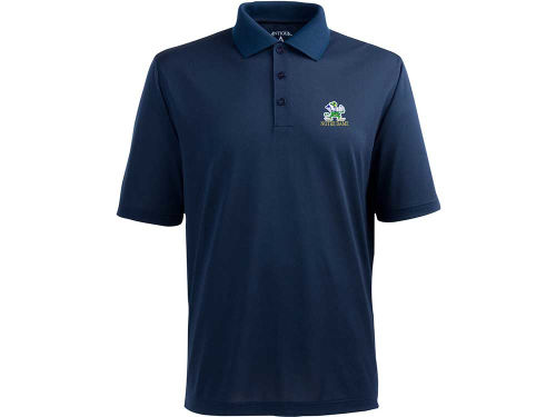 Notre Dame Fighting Irish Antigua NCAA Pique Xtra-Lite Polo