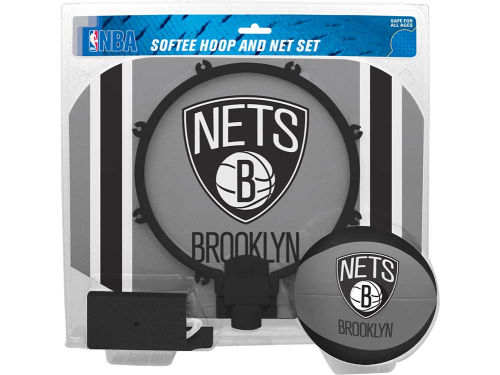 Brooklyn Nets Jarden Sports Slam Dunk Hoop Set
