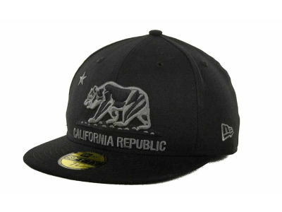 California Republic 59FIFTY Cap  Hats