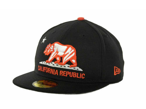 New Era California Republic 59FIFTY Cap Hats