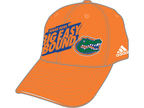 Florida Gators NCAA Adidas Sugar Bowl Bound Adjustable Cap Hats