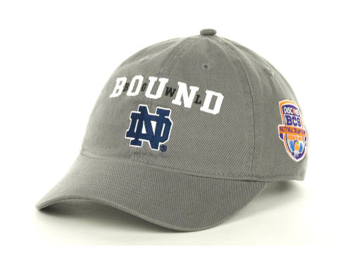 Notre Dame Fighting Irish adidas 2013 ADI BCS Bowl Bound Cap Hats