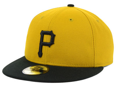 Pittsburgh Pirates MLB Authentic Collection 59FIFTY Hats