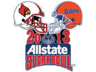 Sugar Bowl 2013 Sugar Bowl Dueling Pin Pins, Magnets & Keychains
