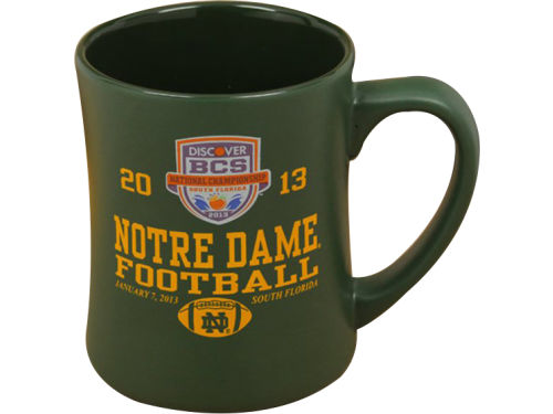 Notre Dame Fighting Irish 16oz Fashion Mug