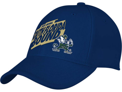 Notre Dame Fighting Irish adidas 2013 Notre Dame Miami Bound Flex Cap Hats