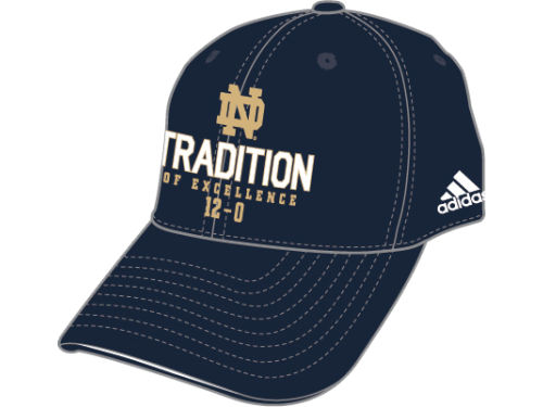 Notre Dame Fighting Irish adidas 2012 Notre Dame Tradition Of Excellence Cap Hats