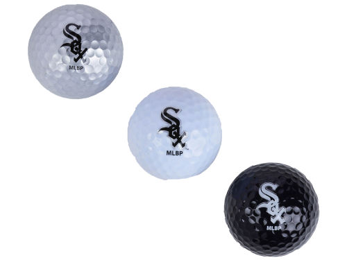 Chicago White Sox 3pk Golf Ball Set