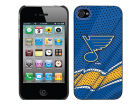 St. Louis Blues Iphone 4 Snap On Cellphone Accessories