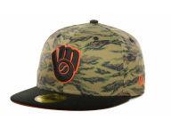 New Era MLB Tiger Camo 59FIFTY Cap Fitted Hats