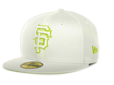 San Francisco Giants MLB White On Color 59FIFTY Cap Hats