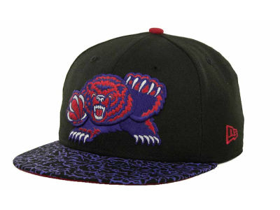 Vancouver Grizzlies NBA Hardwood Classics Sneak Up 59FIFTY Cap Hats