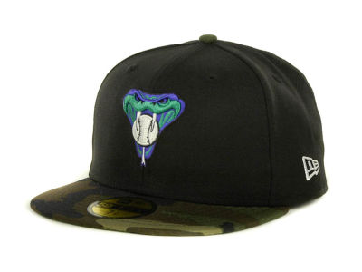 Arizona Diamondbacks MLB Team Camo 59FIFTY Cap Hats