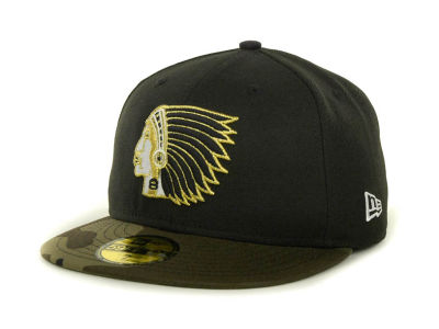 Boston Braves MLB Team Camo 59FIFTY Cap Hats