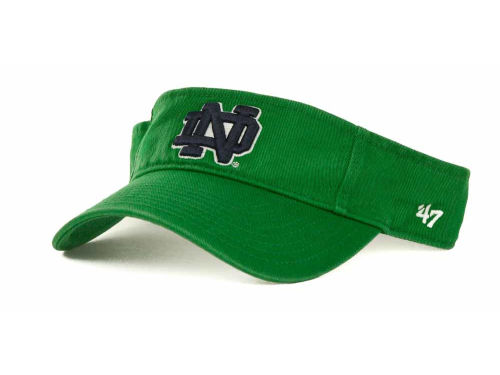 Notre Dame Fighting Irish '47 Brand Clean Up Visor 2012 Hats