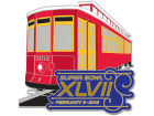 Super Bowl XLVII Wincraft NFL Super Bowl XLVII Cable Car Pin Pins, Magnets & Keychains