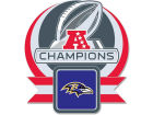 Super Bowl XLVII Wincraft NFL Super Bowl XLVII AFC Champ Pin Pins, Magnets & Keychains