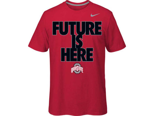 Ohio State Buckeyes Nike OSU Future Is Here T-Shirt