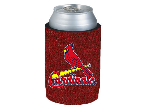 St. Louis Cardinals Glitter Can Coozie