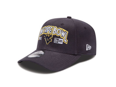 West Virginia Mountaineers Pinstripe Bowl 2012 39THIRTY Cap Hats