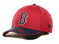 New Era MLB Hybrid Hex 39THIRTY Cap Stretch Fitted Hats