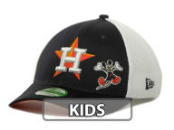 New Era Disney MLB Neo 12 9FORTY Stretch Fitted Hats
