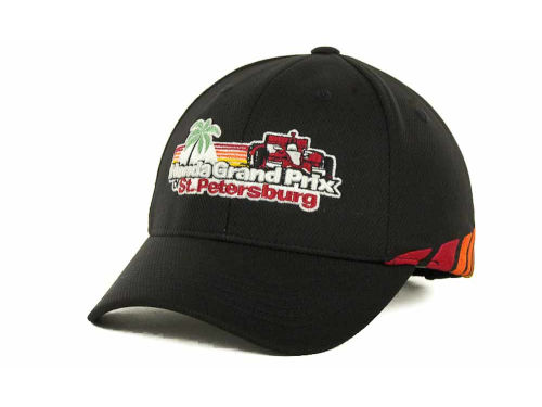 Honda Grand Prix of St. Petersburg Top of the World St. Petersburg 2013 Side Splash Adjustable Cap Hats