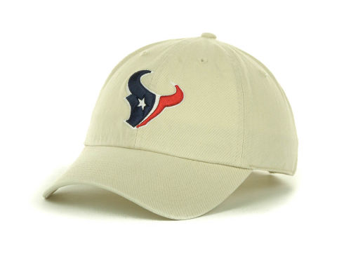 Houston Texans '47 Brand NFL Clean Up Cap Hats