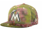 Miami Marlins New Era MLB Fulltone 59FIFTY Cap Fitted Hats