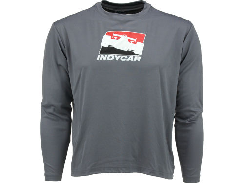 IndyCar Series IndyCar Mens Long Sleeve Dry T-Shirt